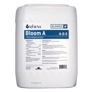 Athena Products Blended Bloom A 5 Gallons