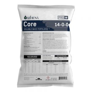 Athena Products Pro Core 25 LB Bag