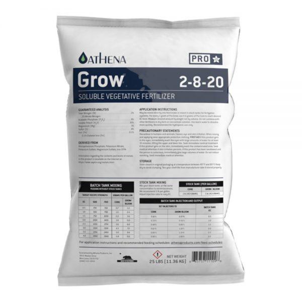 Athena Products Pro Grow 25 LB Bag